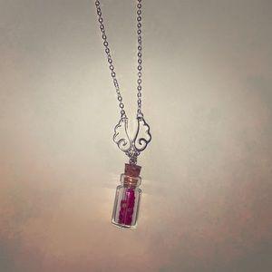 """Jar of Hearts"" Necklace"